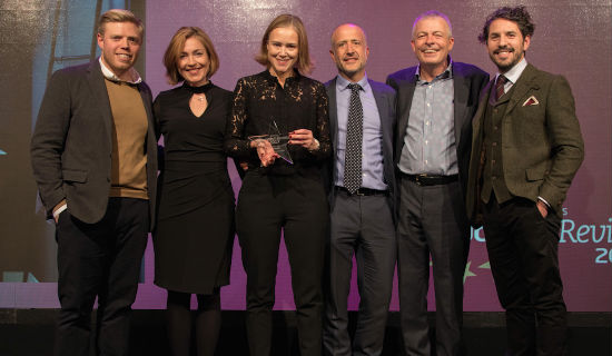 Ripples Win Master Retailer Award